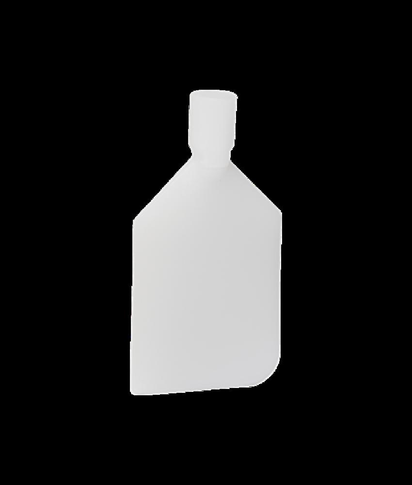 Vikan Hygiëne spatelblad, steelmodel PE, 22 x 11.5, wit