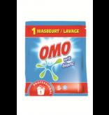 Johnson Diversey Omo Prof. Waspoeder Wit Sachets 100 gram / 1 wasbeurt