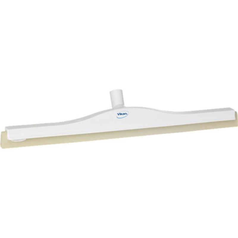 Vikan, Klassieke vloertrekker, flexibele nek, 60cm, wit