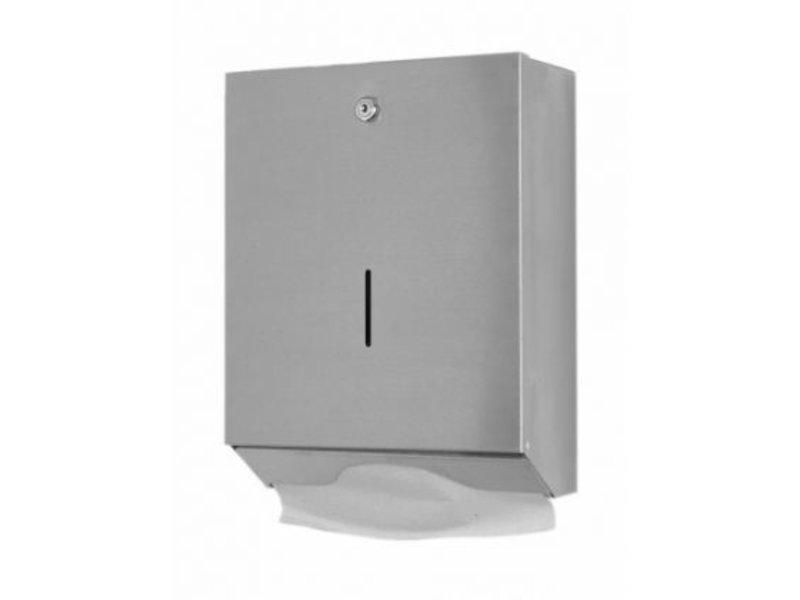 All Care Basicline - Handdoekdispenser Groot CLH-CS