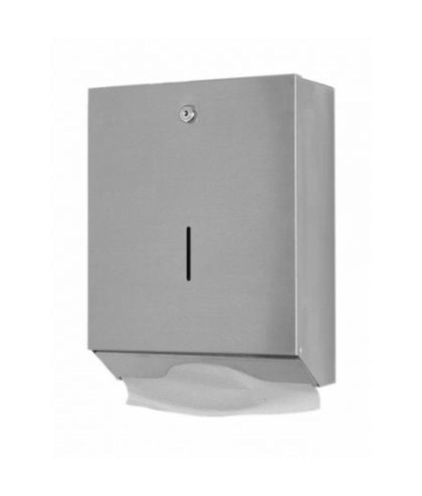 Basicline - Handdoekdispenser Groot CLH-CS