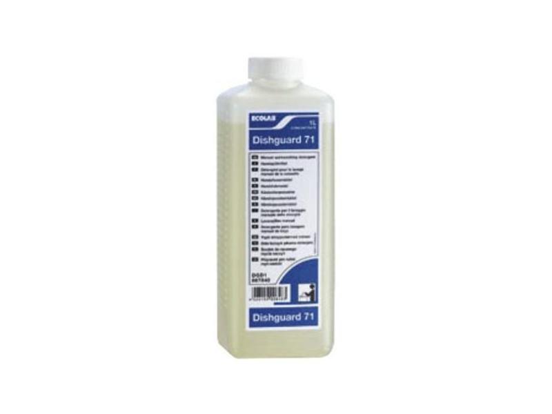 Ecolab Handafwasproduct - DISHGUARD 71 - 1L voor Penguin dispenser