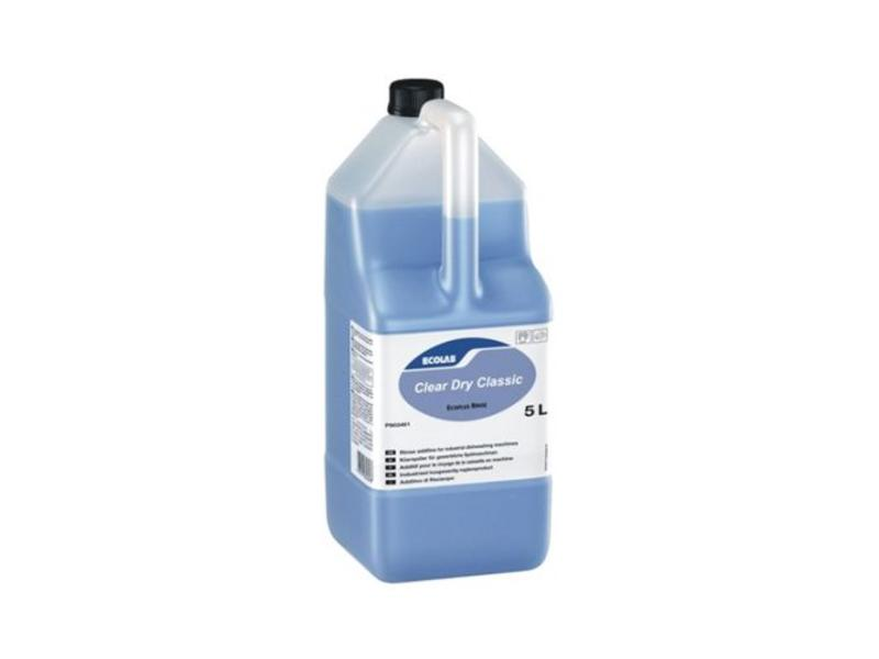 Ecolab Naglansproduct - CLEAR DRY CLASSIC - 5L