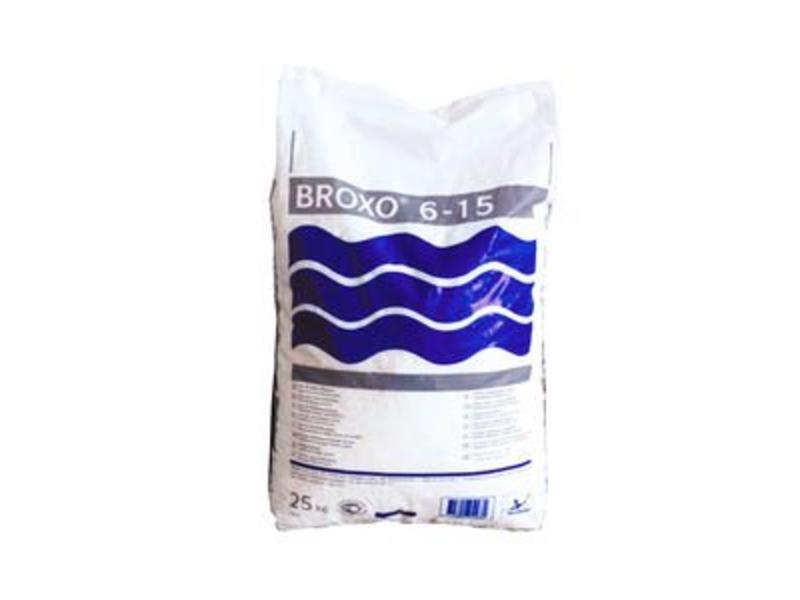 Ecolab Broxo Onthardingszout - 25 KG