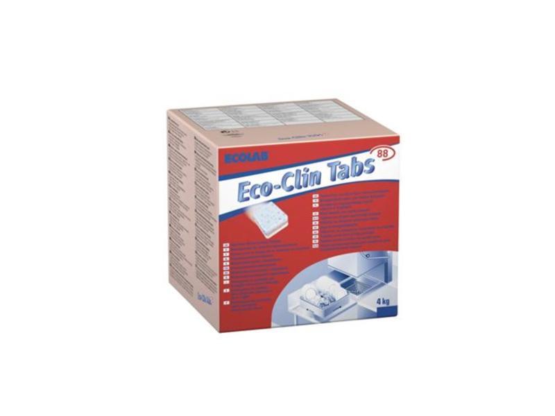 Ecolab Eco-Clin Tab s88 - 4 KG