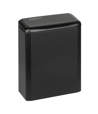 Mediclinics (Hygiëne)bak 6 liter gesloten zwart