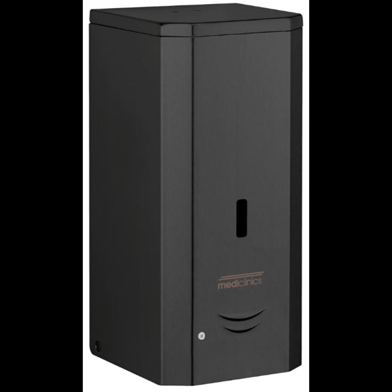 Foamzeepdispenser automatisch RVS zwart 1000 ml
