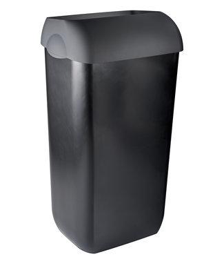 PlastiQline Exclusive Afvalbak half open 43 liter