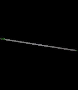 Eigen merk Metaal met schroefdraad voor kunststof borstel en bezems (Avantgarde grijs/groen)