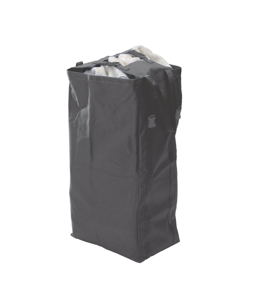 Kunststofzak 100 liter, grijs