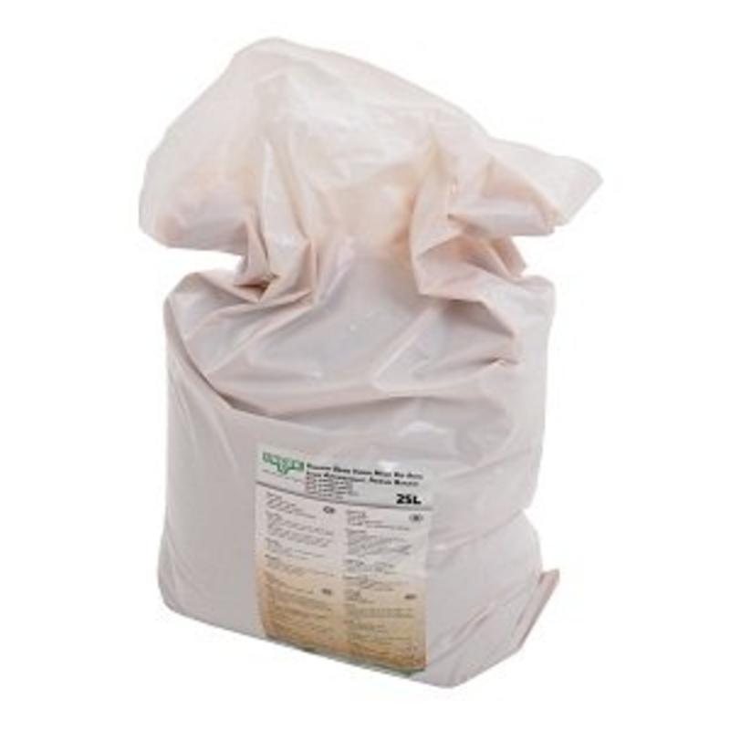 Unger HiFlo hars in een 25 liter zak