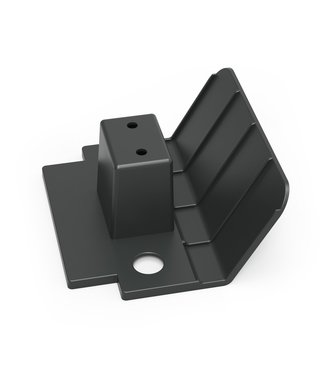 Numatic Numatic Vlakmopsteun zwart recycled (t.b.v. EM-serie)