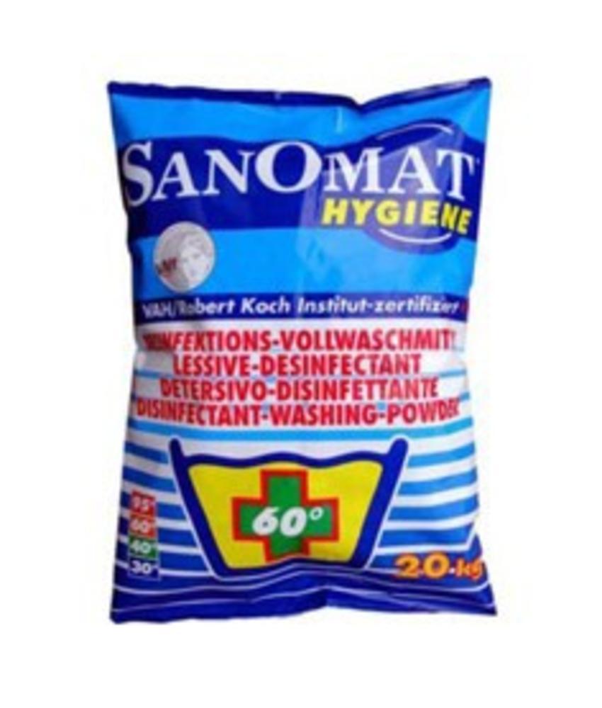 Desinfecterend Totaalwasmiddel - SANOMAT 20KG