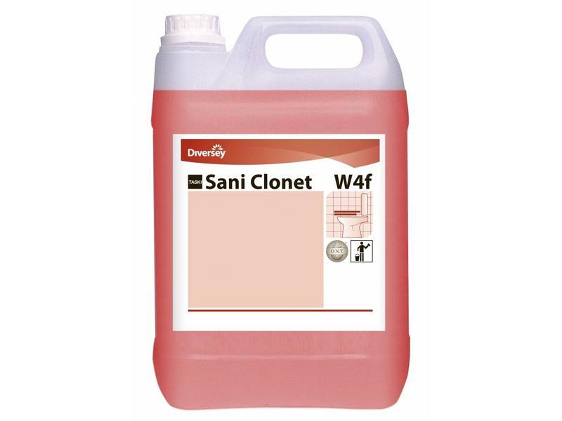 Johnson Diversey TASKI Sani Clonet - 5L