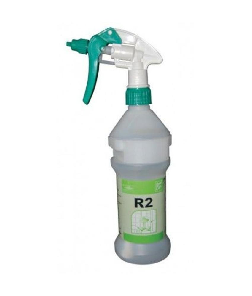 Sproeiflacons t.b.v. Room Care R2-plus