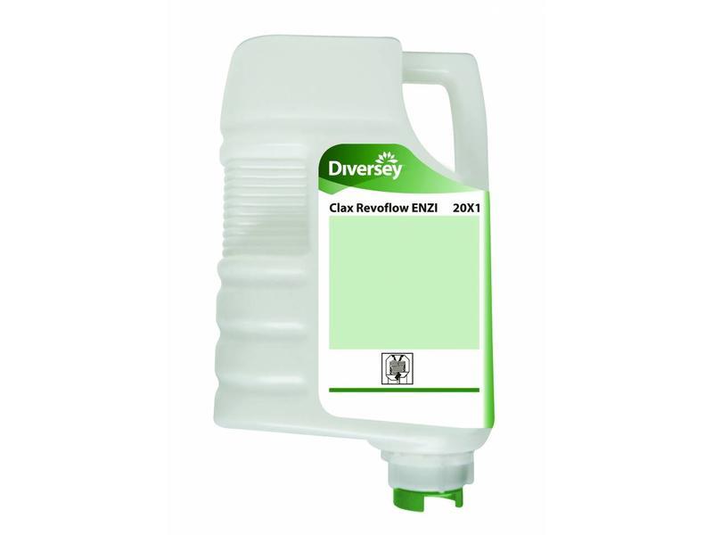 Johnson Diversey Clax Revoflow ENZI 20X1 - 4L