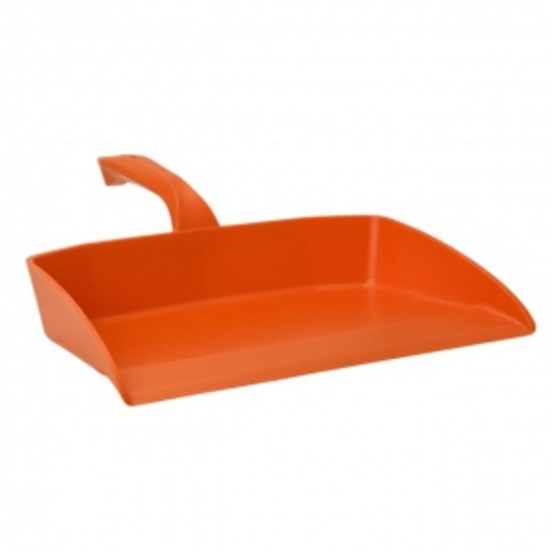 Vikan Ergonomisch stofblik, 330x295x100mm, oranje