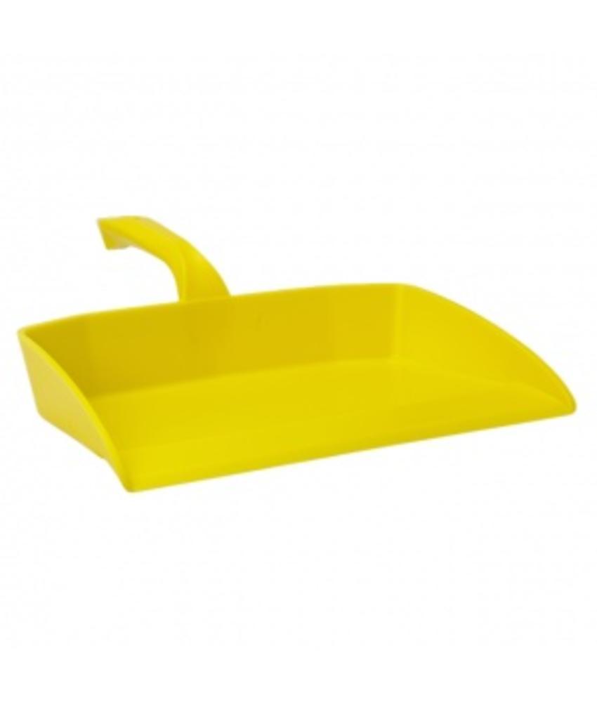 Vikan Ergonomisch stofblik, 330x295x100mm, geel