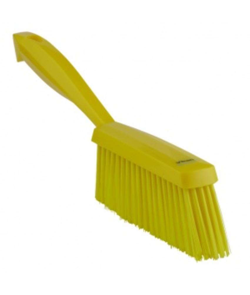 Vikan Handveger zacht, 330x35x110mm, geel