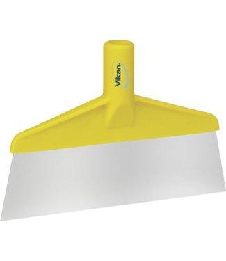 Vikan Vikan Vloer- of tafelschraper, 260x30x175mm, geel