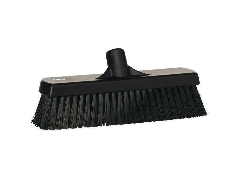 Vikan Vikan, Medium vloerveger, medium, 300x130x90mm, zwart