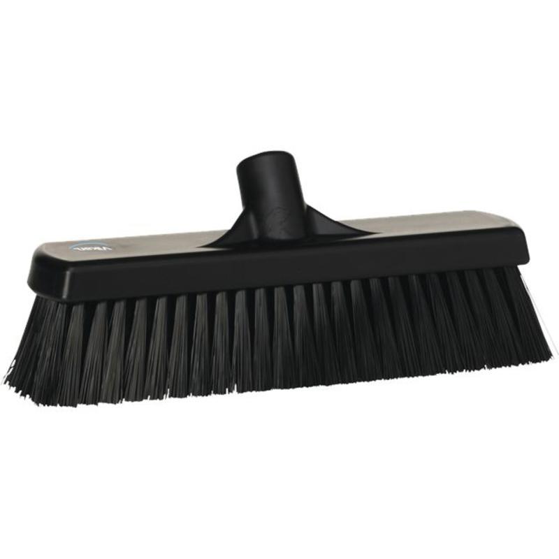 Vikan, Medium vloerveger, medium, 300x130x90mm, zwart