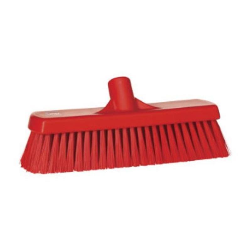 Vikan, Medium vloerveger, medium, 300x130x90mm, rood