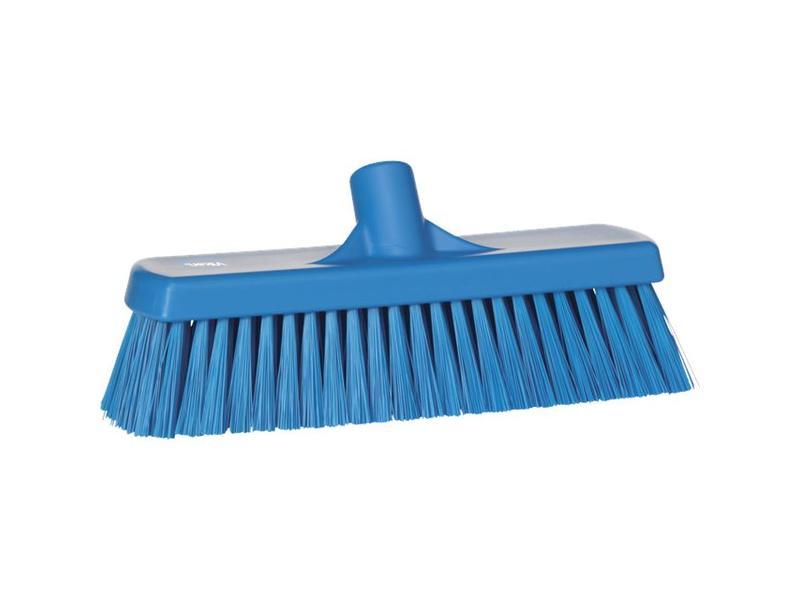 Vikan Vikan, Medium vloerveger, medium, 300x130x90mm, blauw