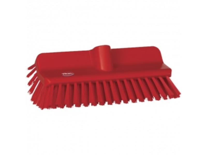 Vikan Vikan, Hoekschrobber hard, 265x100x150mm, rood