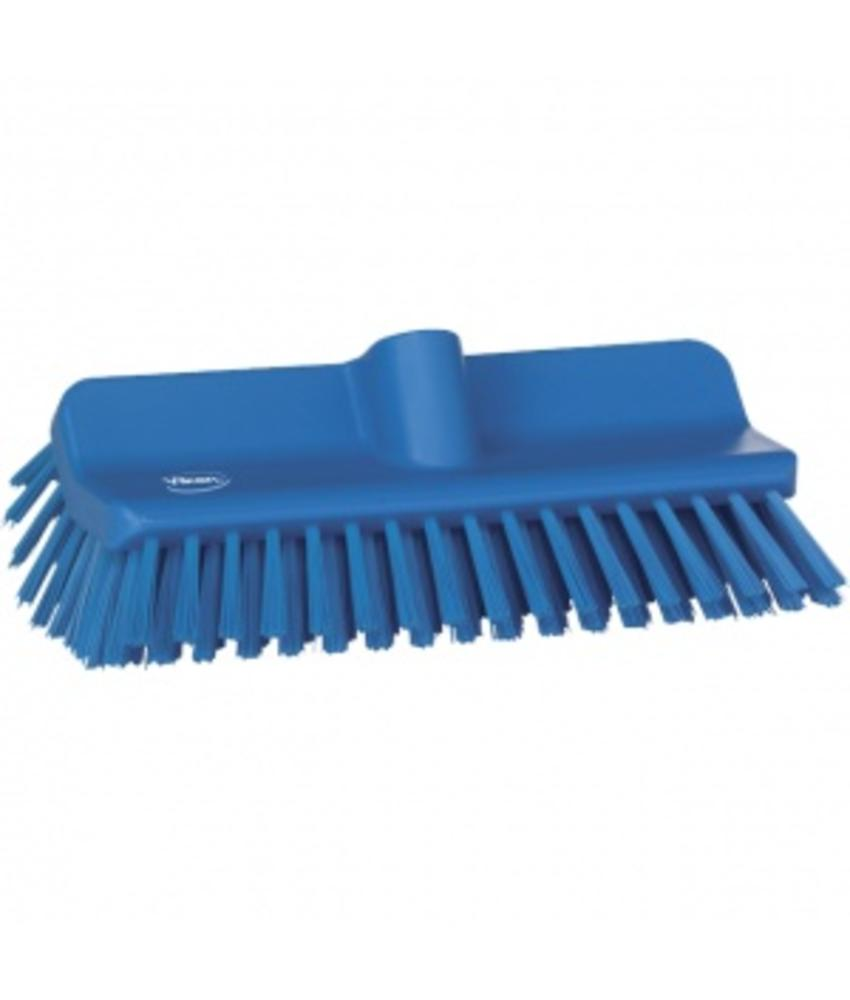 Vikan, Hoekschrobber hard, 265x100x150mm, blauw