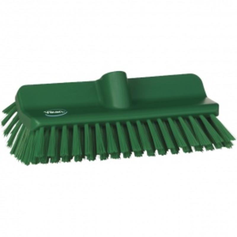 Vikan, Hoekschrobber hard, 265x100x150mm, groen