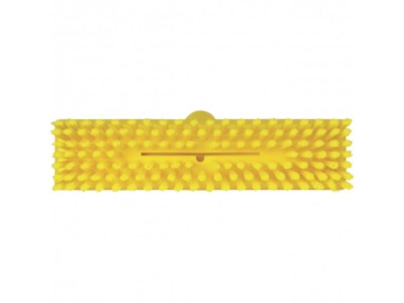 Vikan Vikan, Medium, luiwagen met watertoevoer, 270x100x75mm, geel