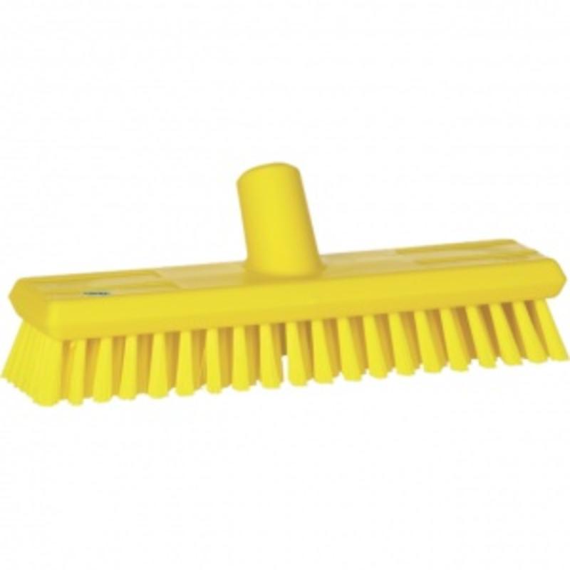 Vikan, Medium, luiwagen met watertoevoer, 270x100x75mm, geel