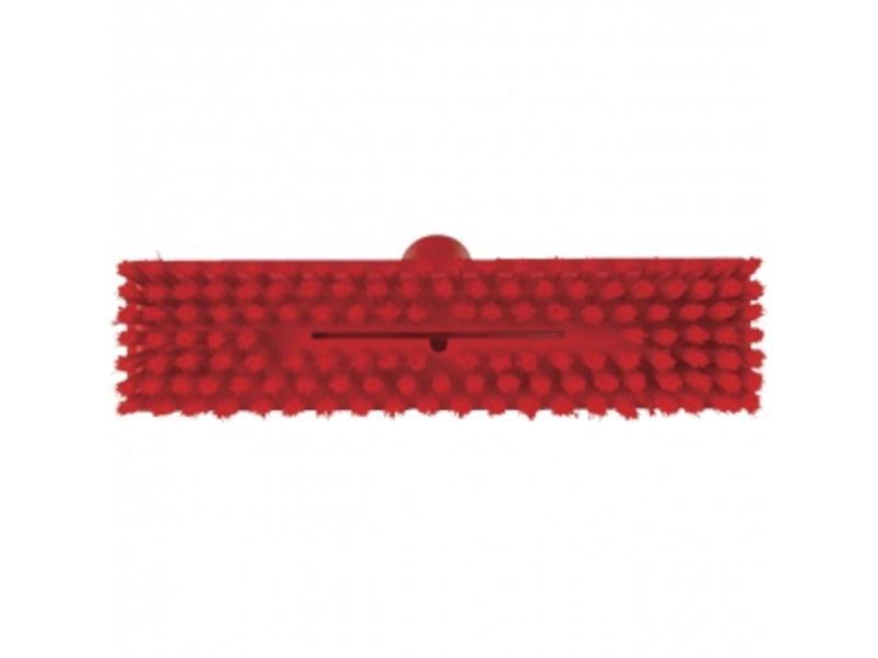 Vikan Vikan, Medium, luiwagen met watertoevoer, 270x100x75mm, rood