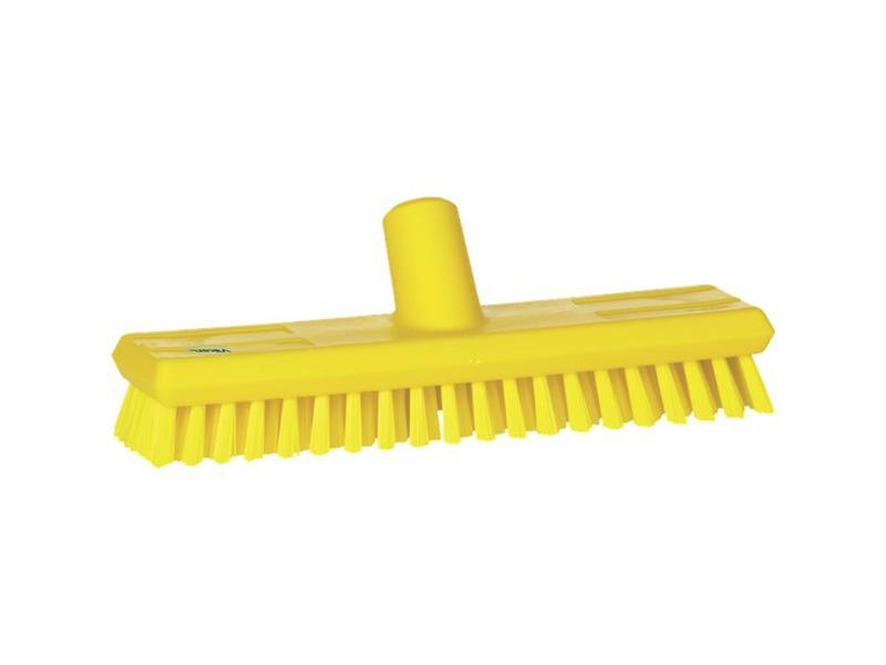 Vikan Vikan, Harde luiwagen met watertoevoer, hard, 270x95x75mm, geel
