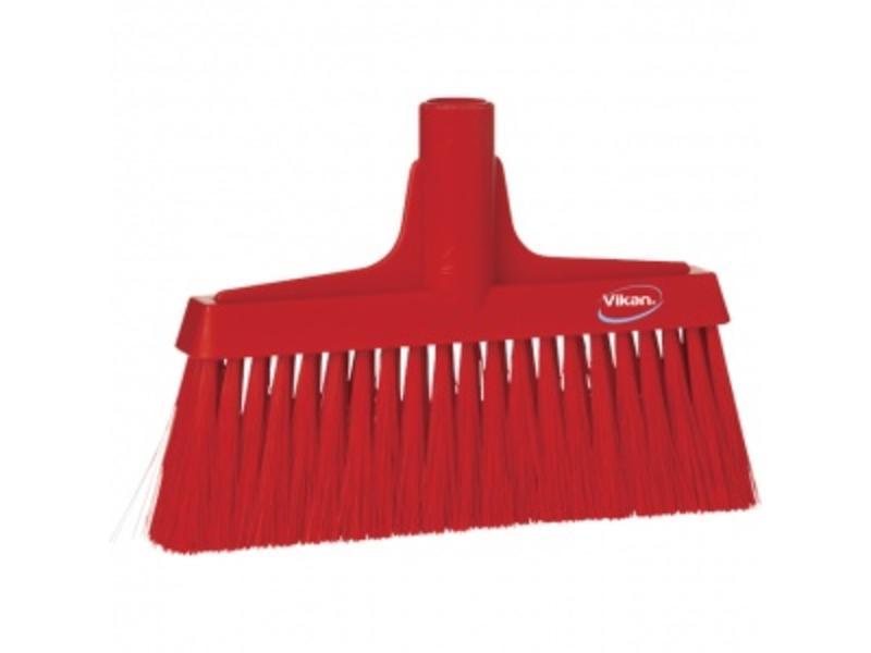 Vikan Vikan, Portaalveger, zacht, polyester vezels, zacht, 260x175x35mm, rood