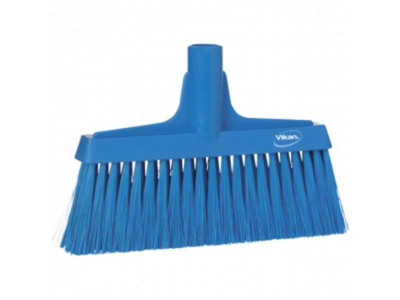 Vikan Vikan, Portaalveger, zacht, polyester vezels, zacht, 260x175x35mm, blauw