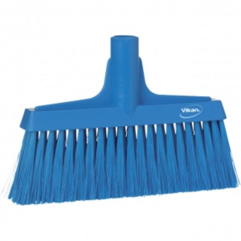 Vikan, Portaalveger, zacht, polyester vezels, zacht, 260x175x35mm, blauw