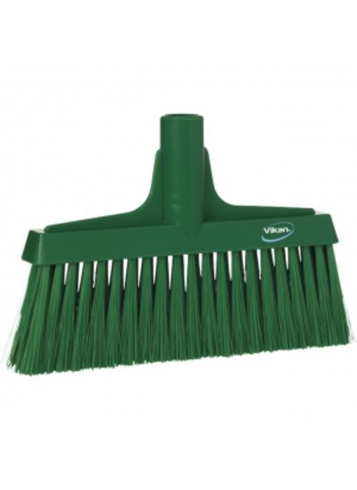 Vikan, Portaalveger, zacht, polyester vezels, zacht, 260x175x35mm, groen