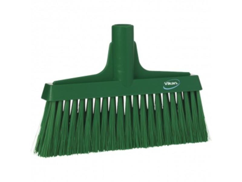 Vikan Vikan, Portaalveger, zacht, polyester vezels, zacht, 260x175x35mm, groen