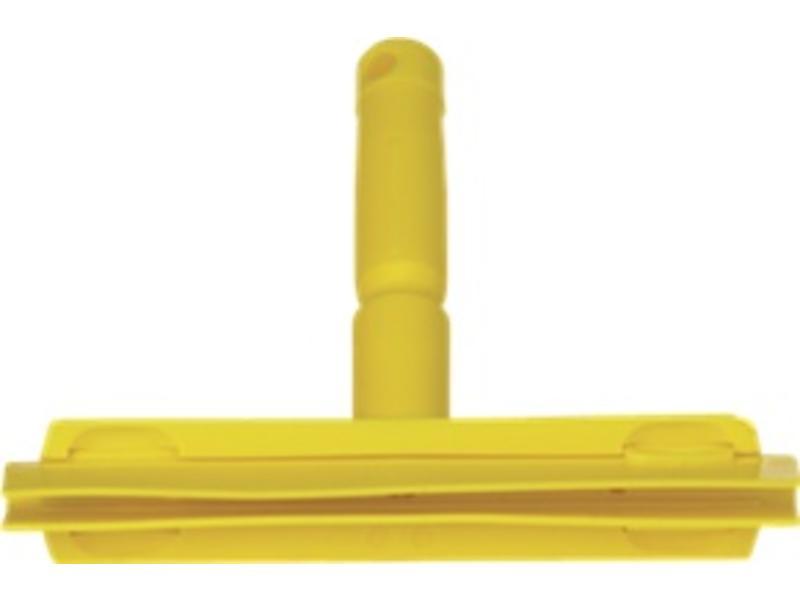 Vikan Vikan, Full colour hygiëne handtrekker, vaste nek 250x230x45mm, geel