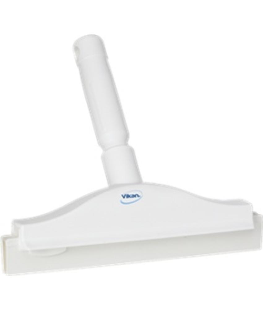 Vikan, Full colour hygiëne handtrekker, vaste nek 250x230x45mm, wit