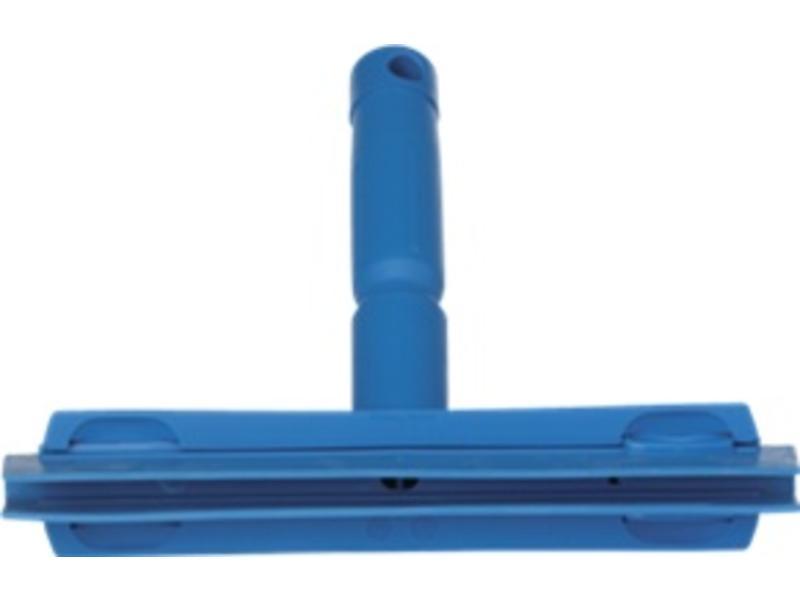 Vikan Vikan, Full colour hygiëne handtrekker, vaste nek 250x230x45mm, blauw