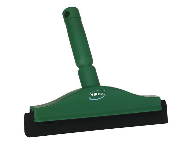 Vikan Vikan, Klassieke handtrekker, vaste nek, polypropyleen, 250x230x45mm, groen