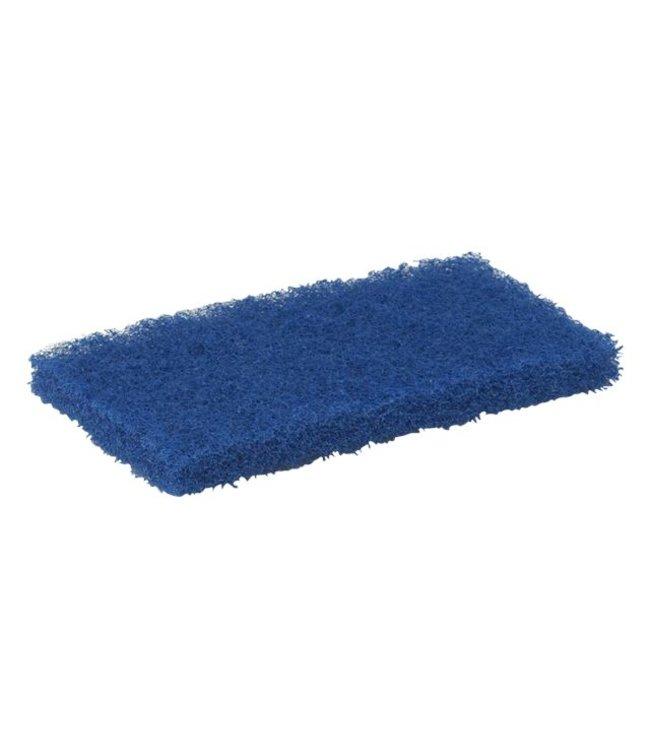Vikan Vikan Schuurpad, medium 245x125x30mm, blauw
