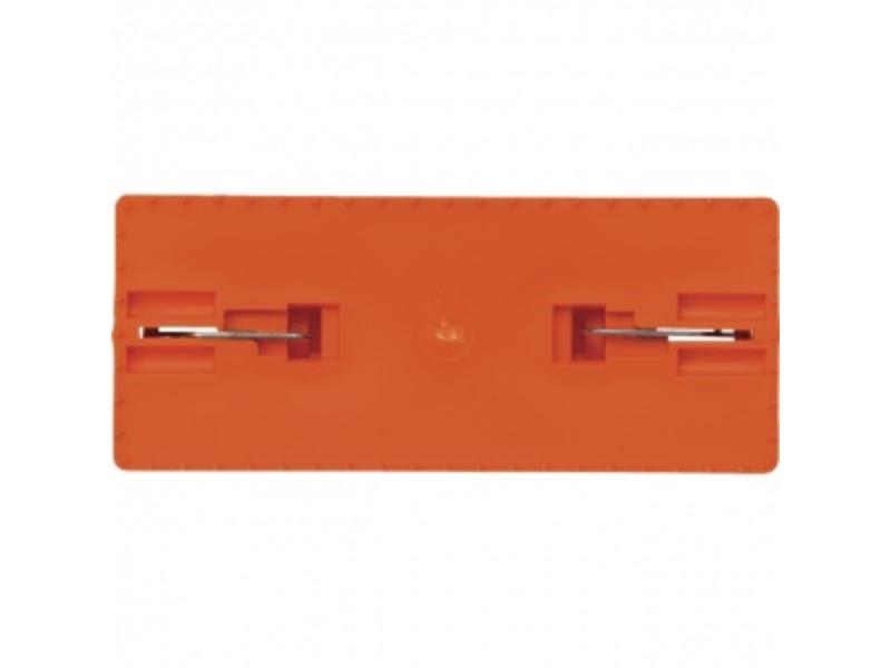 Vikan Vikan Padhouder, steelmodel, 235x100x75mm, oranje
