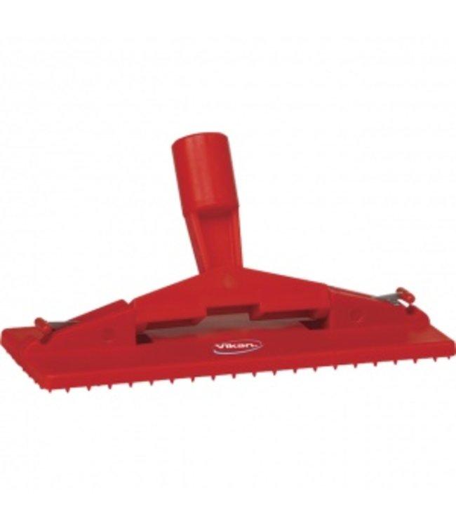 Vikan Vikan Padhouder, steelmodel, 235x100x75mm, rood