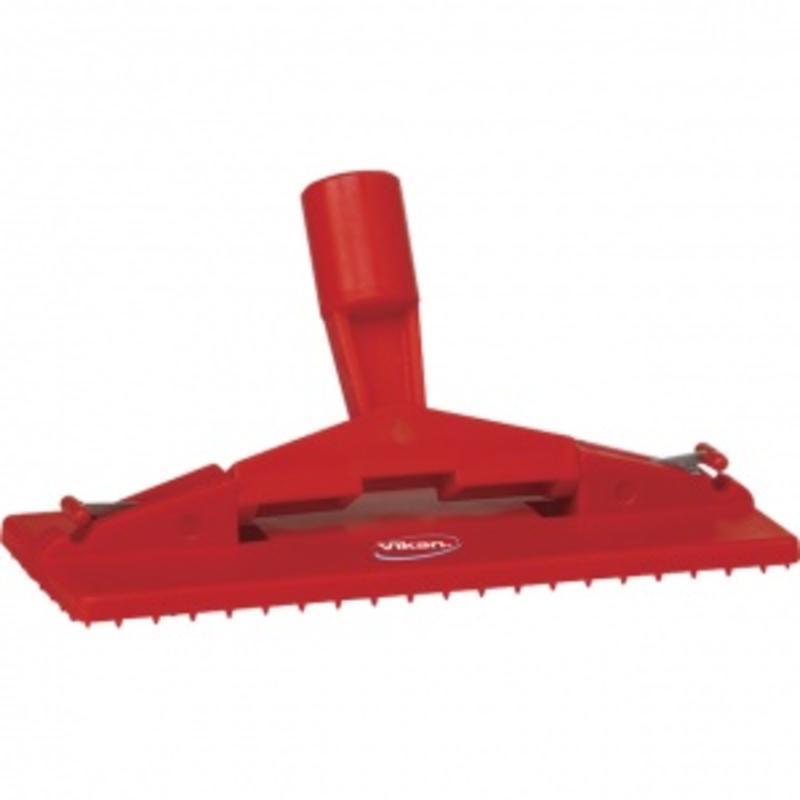 Vikan Padhouder, steelmodel, 235x100x75mm, rood