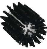 Vikan Vikan Pijpborstel, steelmodel, ø77 mm, medium, zwart