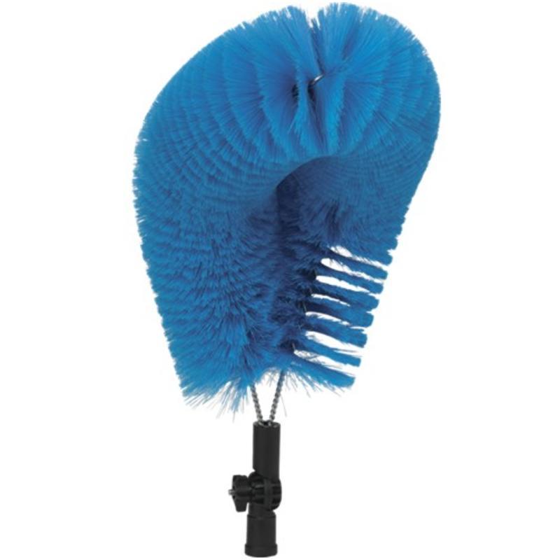Vikan Zachte externe buizenreiniger, 530x230x170mm,  blauw